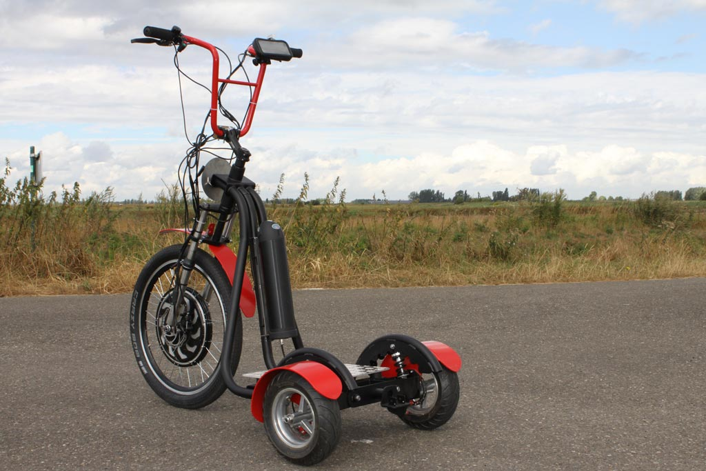 Electric-Trike, Model MC-2